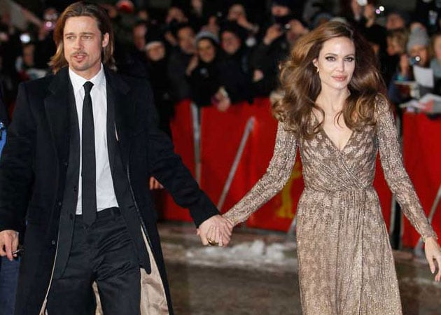 Angelina Jolie's father doesn't know when she will marry Brad Pitt