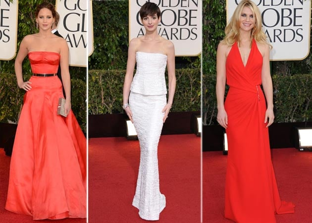 Golden Globes fashion: the best and worst dressed stars