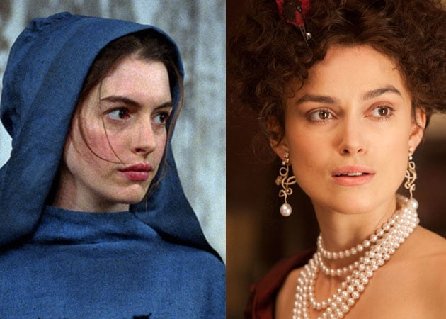 Anne Hathaway almost collapsed on porridge diet for Les Miserables