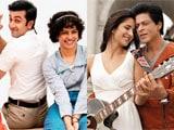 <i>Barfi!</i> leads Filmfare nominations, <i>Jab Tak Hai Jaan</i> close behind
