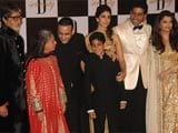 Is burying the hatchet the Bachchans' new year resolution?