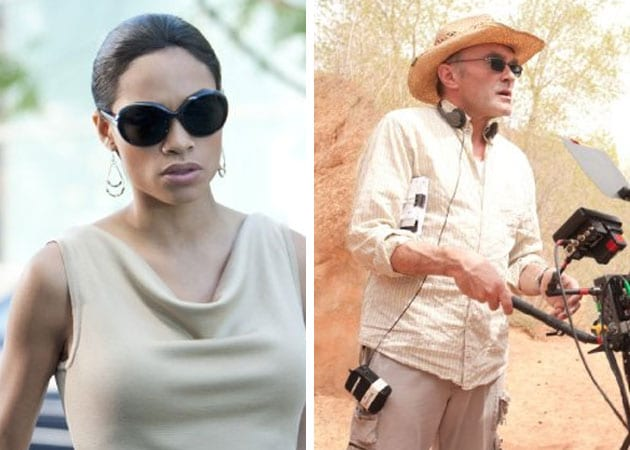 Rosario Dawson madly in love with Danny Boyle