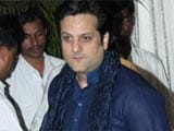 Fardeen Khan's Mercedes is gathering dust in a parking lot