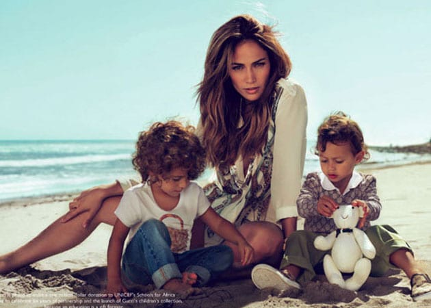 Jennifer Lopez would like to have more children