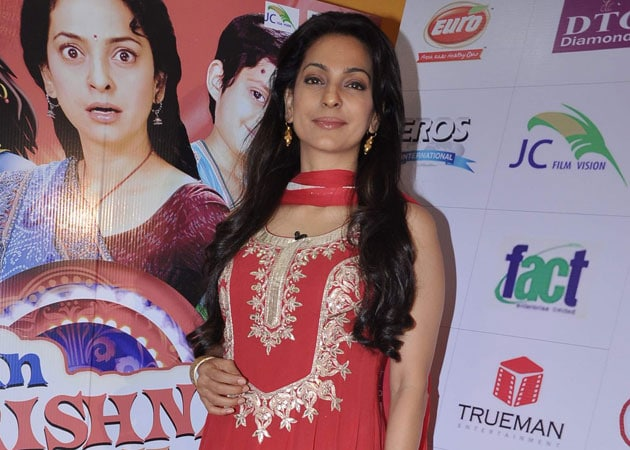 Juhi Chawla loves family movies