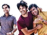 <i>Kai Po Che!</i> promotion plans - party in four cities