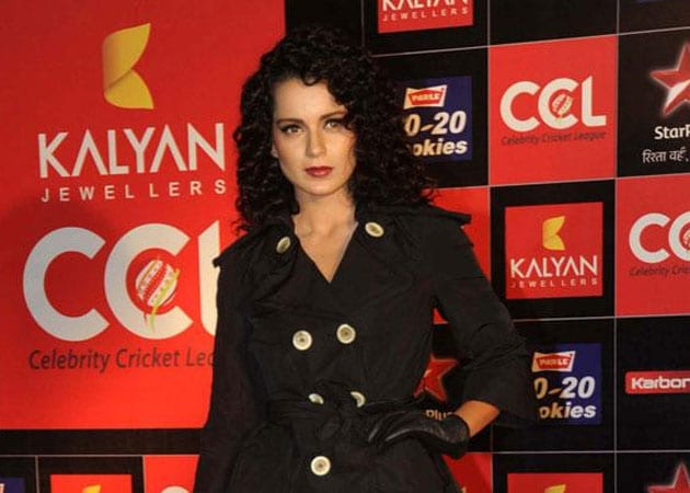 Compliments don't matter if you are confident: Kangana Ranaut