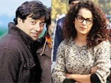 Sunny Deol, Kangana Ranaut's <i>I Love New Year</i> to release on April 26