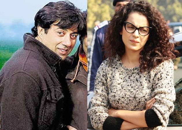 Sunny Deol, Kangana Ranaut's I Love New Year to release on April 26