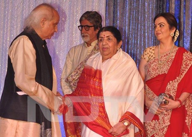 Lata Mangeshkar launches her music label