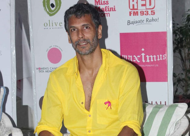 Milind Soman does not have a single dialogue in David