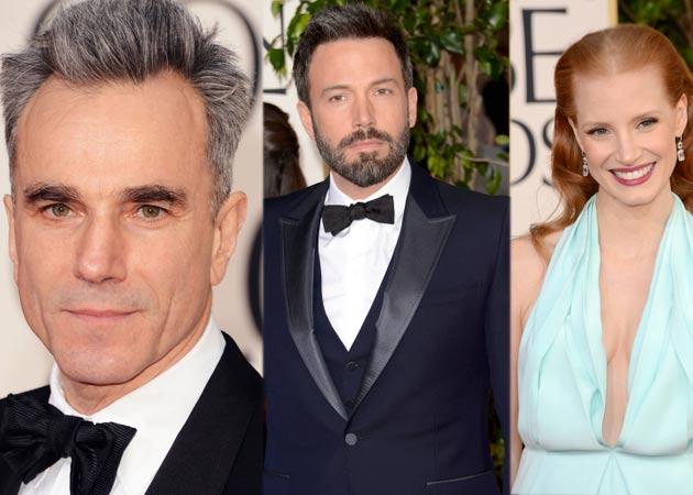 Golden Globes 2013: List of Winners