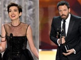 Screen Actors Guild Awards: who said what