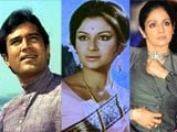 Rajesh Khanna, Sharmila Tagore, Sridevi to get Padma honours