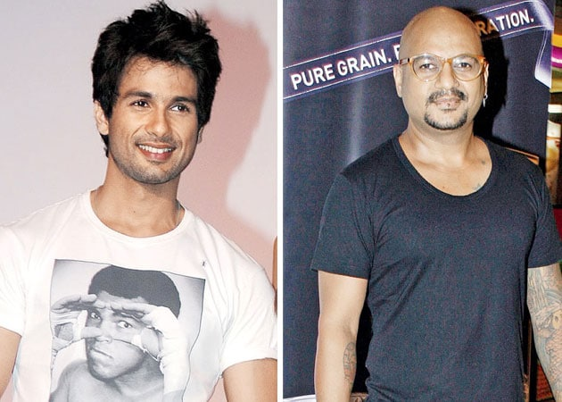 Shahid Kapoor gifts a pair of speakers to hair stylist friend Aalim Hakim