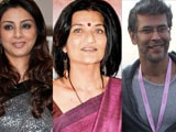 <i>David</i> will feature Tabu, Sarika and Milind Soman in cameos