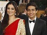 Tabu, Suraj Sharma attend Golden Globes 2013