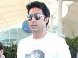 Abhishek Bachchan in Umesh Shukla's <i>Mere Apne</i>