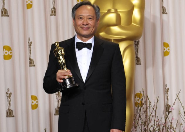 Oscars 2013: Ang Lee wins Best Director Oscar for Life of Pi
