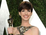 Anne Hathaway's Oscar speech was designed to make her more 'likeable'