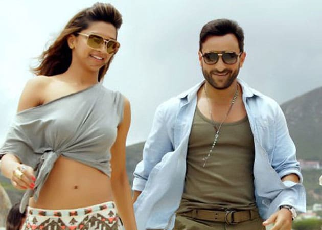Deepika Padukone praises Saif Ali Khan, says he's encouraging
