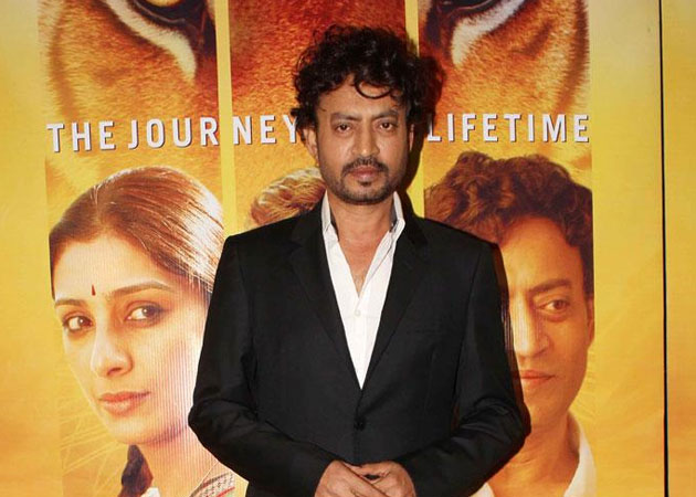 Want to do an out-and-out action film: Irrfan Khan