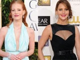 Jessica Chastain hates Jennifer Lawrence?