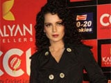 Kangana Ranaut's sister gives her a hard time over party outfit