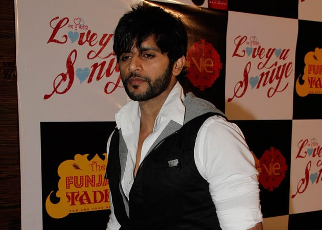 Karanvir Bohra turns producer with Punjabi film