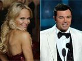 Seth MacFarlane, Kristin Chenoweth to end Oscars ceremony with special show