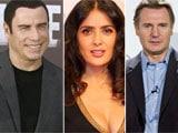 Salma Hayek, John Travolta, Liam Neeson named Oscar presenters