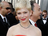 Michelle Williams can't explain Hollywood glamour to daughter