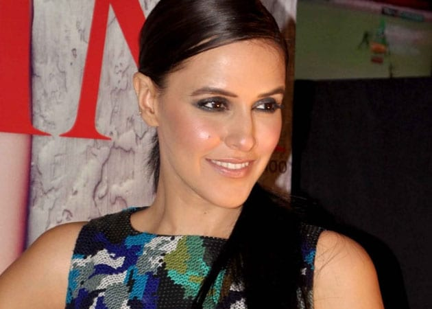 Every role requires glamour: Neha Dhupia