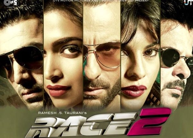 Race 2 joins Rs 100 crore club