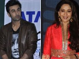 Not sure if I'll dance with Madhuri Dixit: Ranbir Kapoor