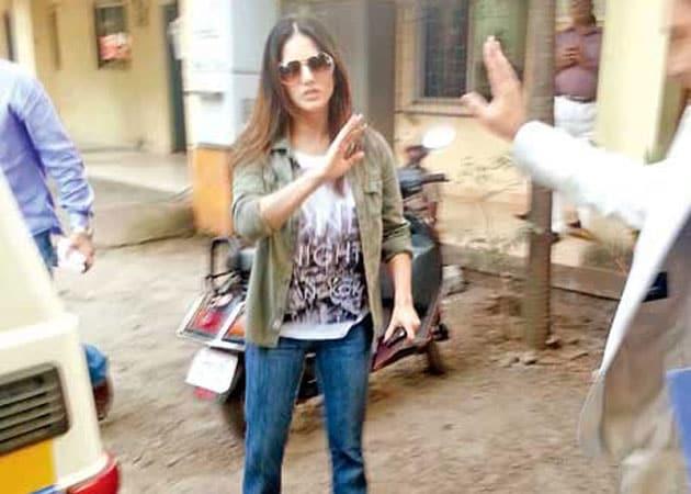 Sunny Leone files FIR against actor-filmmaker over 'false allegations'