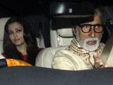 Steven Spielberg parties with Bachchans, Ambanis