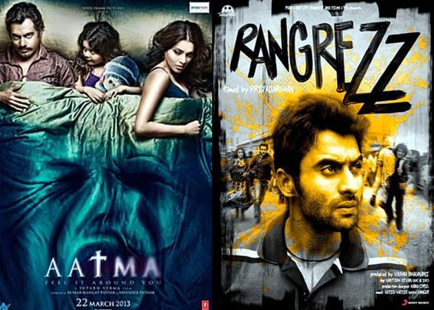Today's big releases: Aatma, Rangrezz