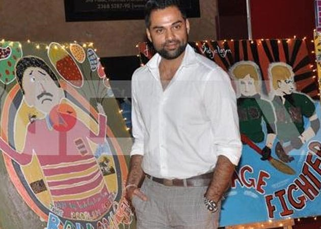 What's making Abhay Deol nervous
