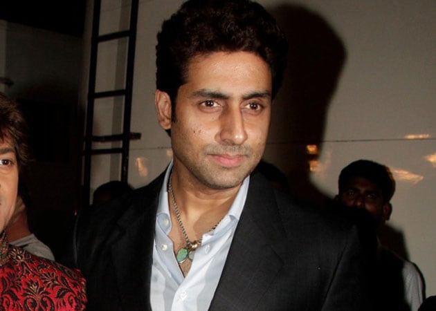 Why 'objectionable tweets' don't bother Abhishek Bachchan