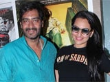 Ajay Devgn, Sonakshi Sinha win Golden Kela Awards