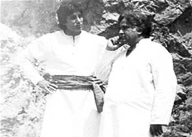 Amitabh Bachchan has a funny story about Shashi Kapoor and his 'stick of discipline'