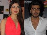 Arjun Kapoor shares an old connection with Priyanka Chopra