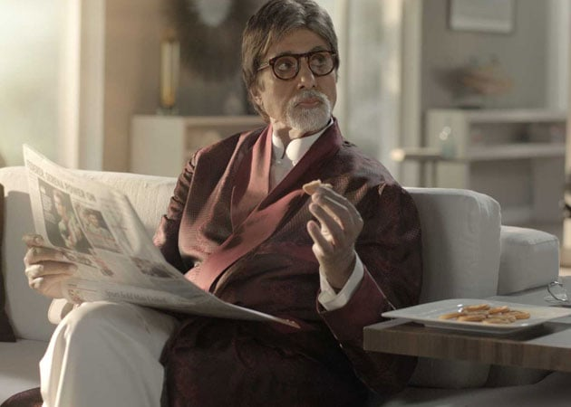 Amitabh Bachchan's new fortune cookies