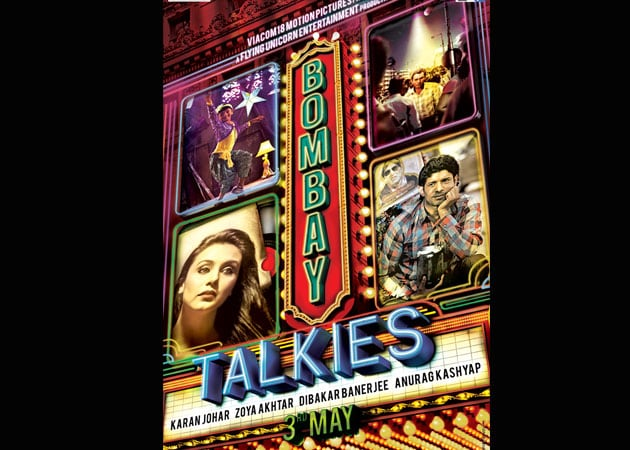 In Bombay Talkies, four directors create an unique Bollywood moment