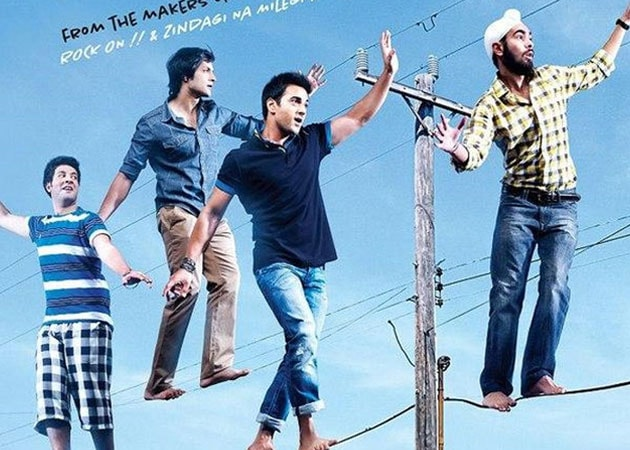 Farhan Akhtar gets animated jingle for Fukrey