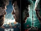 <i>Hangover 3</i> poster spoofs <i>Harry Potter: Deathly Hallows 2</i>