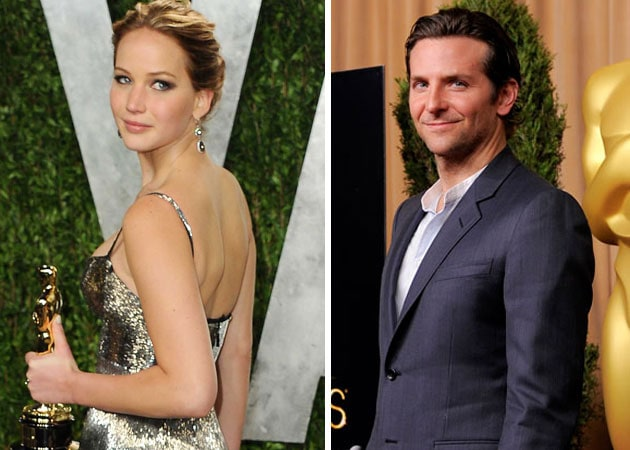 Jennifer Lawrence finds setting up Bradley Cooper with her friends