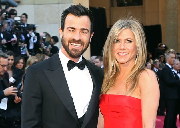 Jennifer Aniston's wedding guests are on standby for her big day
