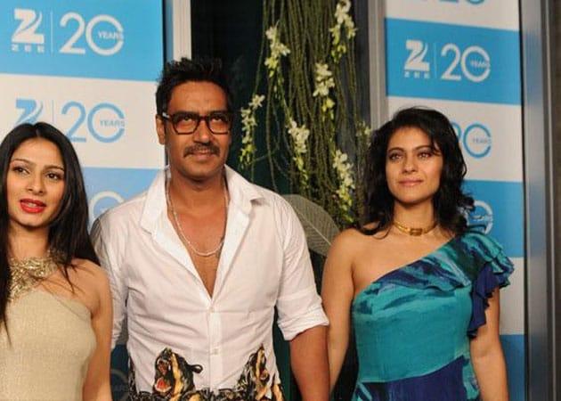 Ajay Devgn: Lucky to have Kajol in my life